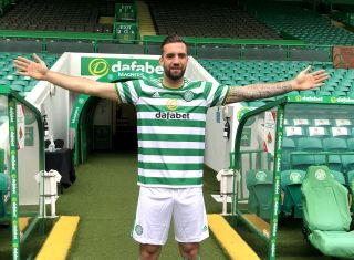 New Celtic Signing Shane Duffy