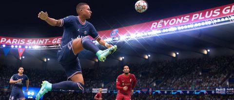 FIFA 22 screen shot