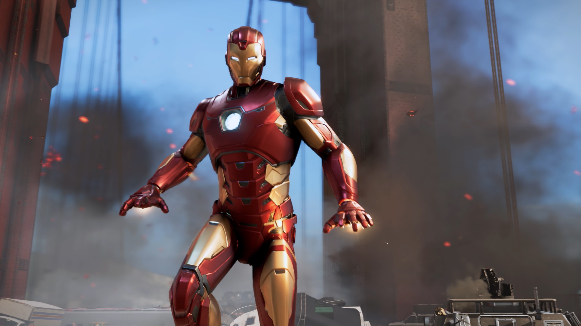 Square Enix releasing Marvel's Avengers demo footage in late August | PC Gamer