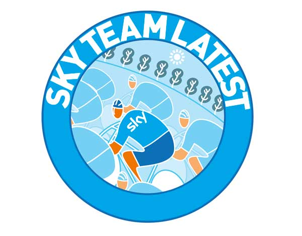 Team Sky logo sky latest