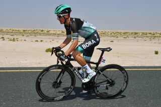 Bora-Hansgrohe's Rafal Majka at the 2020 UAE Tour