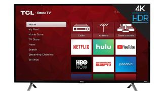 This TCL 55-inch 4K HDR Roku smart TV is just $400 at Walmart