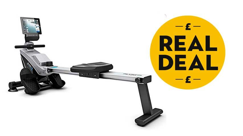 There's foldaway rowing machine on sale at Amazon for under £250 – bargain!