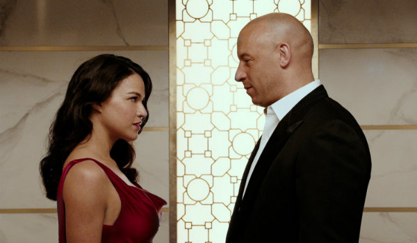 Dom and Letty Furious 7