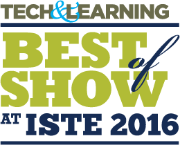 Tech & Learning's ISTE Best of Show Awards - 2016