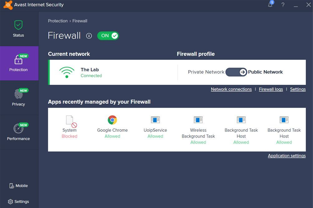 avast internet security software reviews