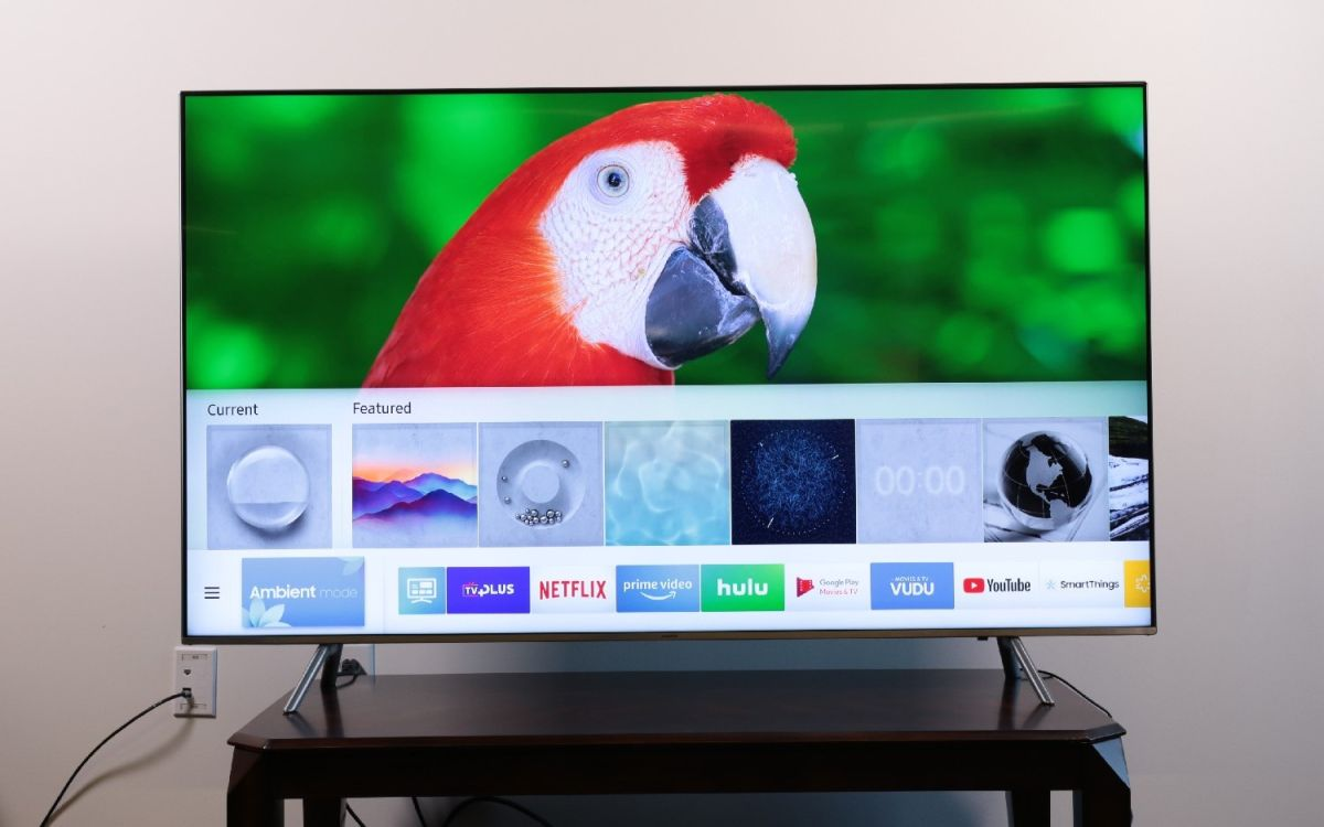 How to Turn on Ambient Mode on Your Samsung TV - Samsung TV