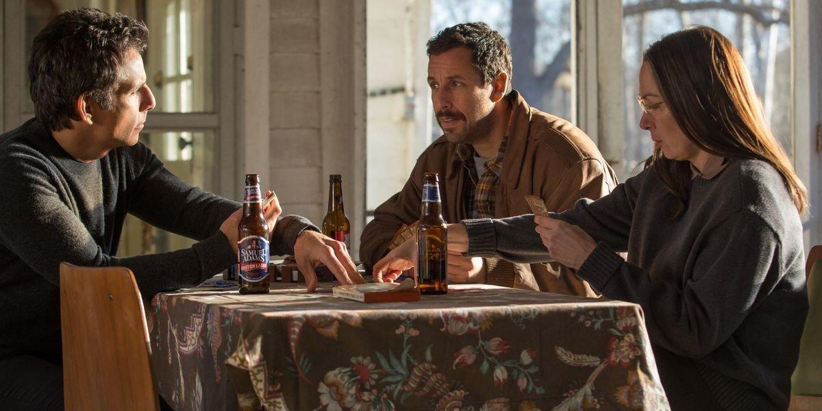 Ben Stiller, Adam Sandler, Elizabeth Marvel - The Meyerowitz Stories (New And Collected)