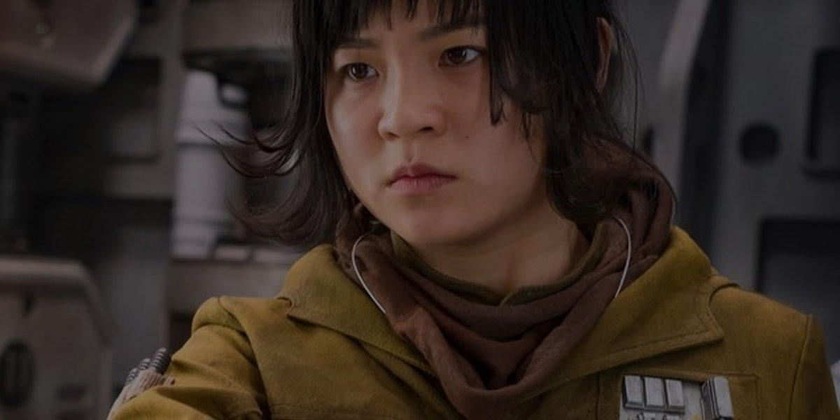 Why Star Wars' Kelly Marie Tran Might Not Want To Play Rose Tico Again