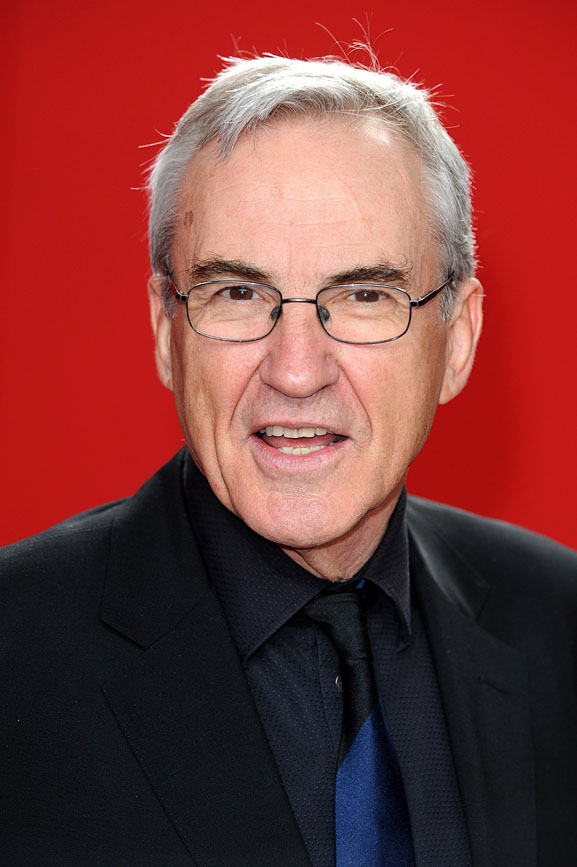 A quick chat with Larry Lamb