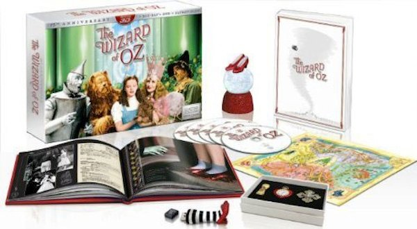 Wizard of Oz box