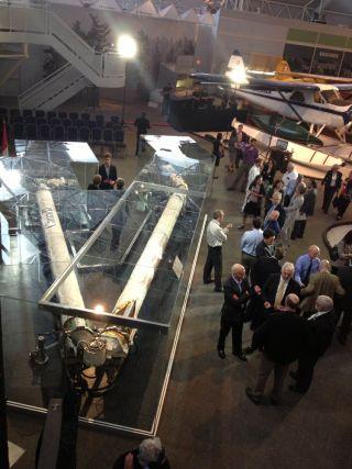 Canadarm 201 on Display
