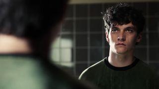 Stefan (Fionn Whitehead) in Black Mirro: Bandersnatch