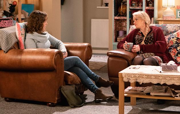 Coronation Street spoilers - Sinead Tinker is keeping secrets from Daniel about her treatment.