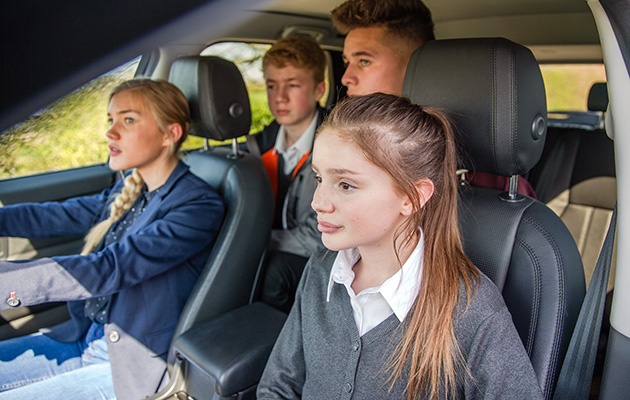 Emmerdale spoilers! Teenage kicks… Sarah Sugden, Noah Tate and co go joyriding
