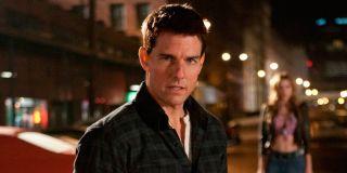 Tom Cruise as Jack Reacher in Jack Reacher (2012)