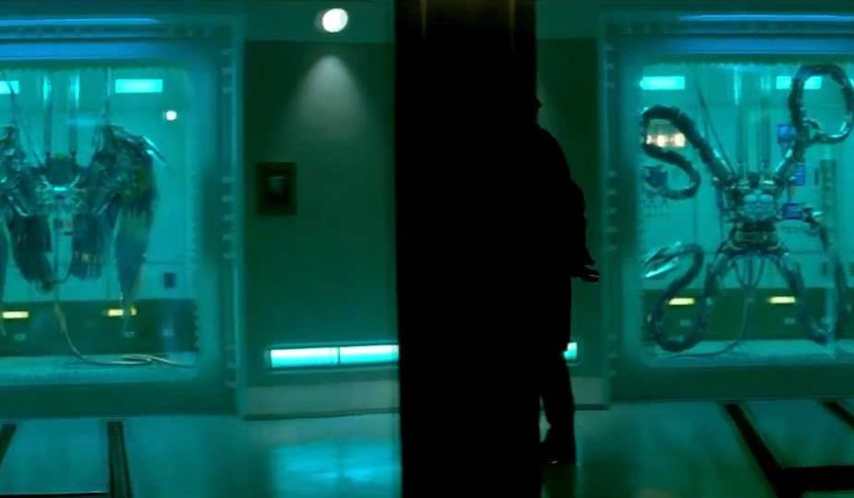 Sinister Six tease in Amazing Spider-Man 2