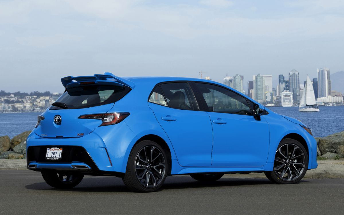 2019 Toyota Corolla Hatchback Reviews: What Critics Love (and Hate
