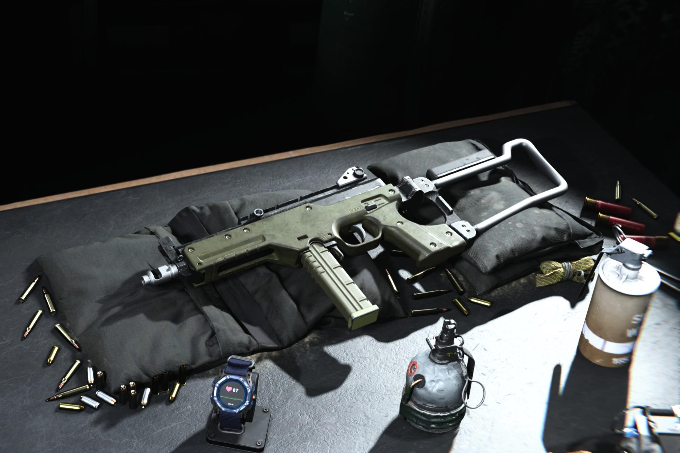 Warzone best LC10 loadout