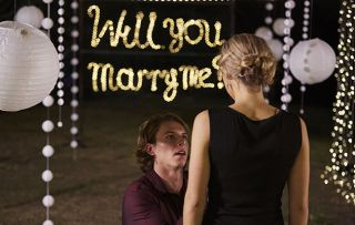 VJ Patterson proposes to Billie Ashford in Home and Away