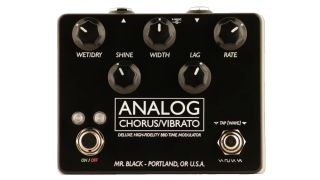 Mr. Black Analog Chorus/Vibrato Deluxe