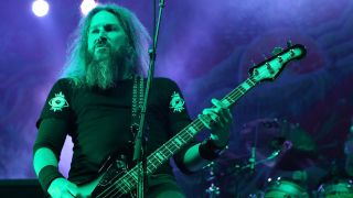 A picture of Troy Sanders