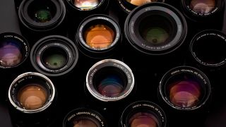 lens selection