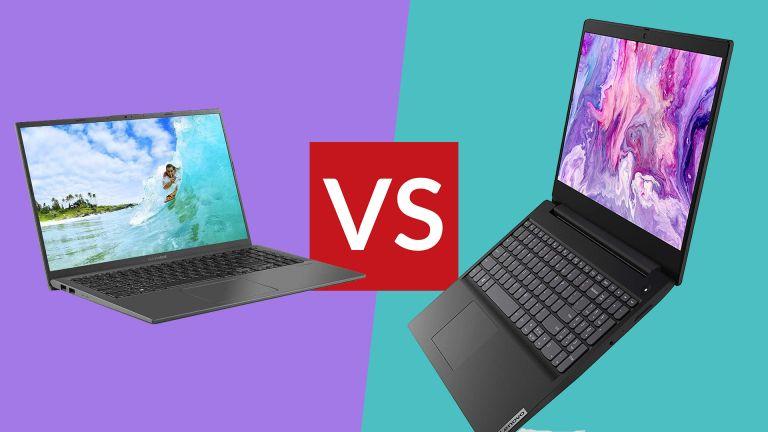 Asus Vivobook 15 vs Lenovo IdeaPad 3