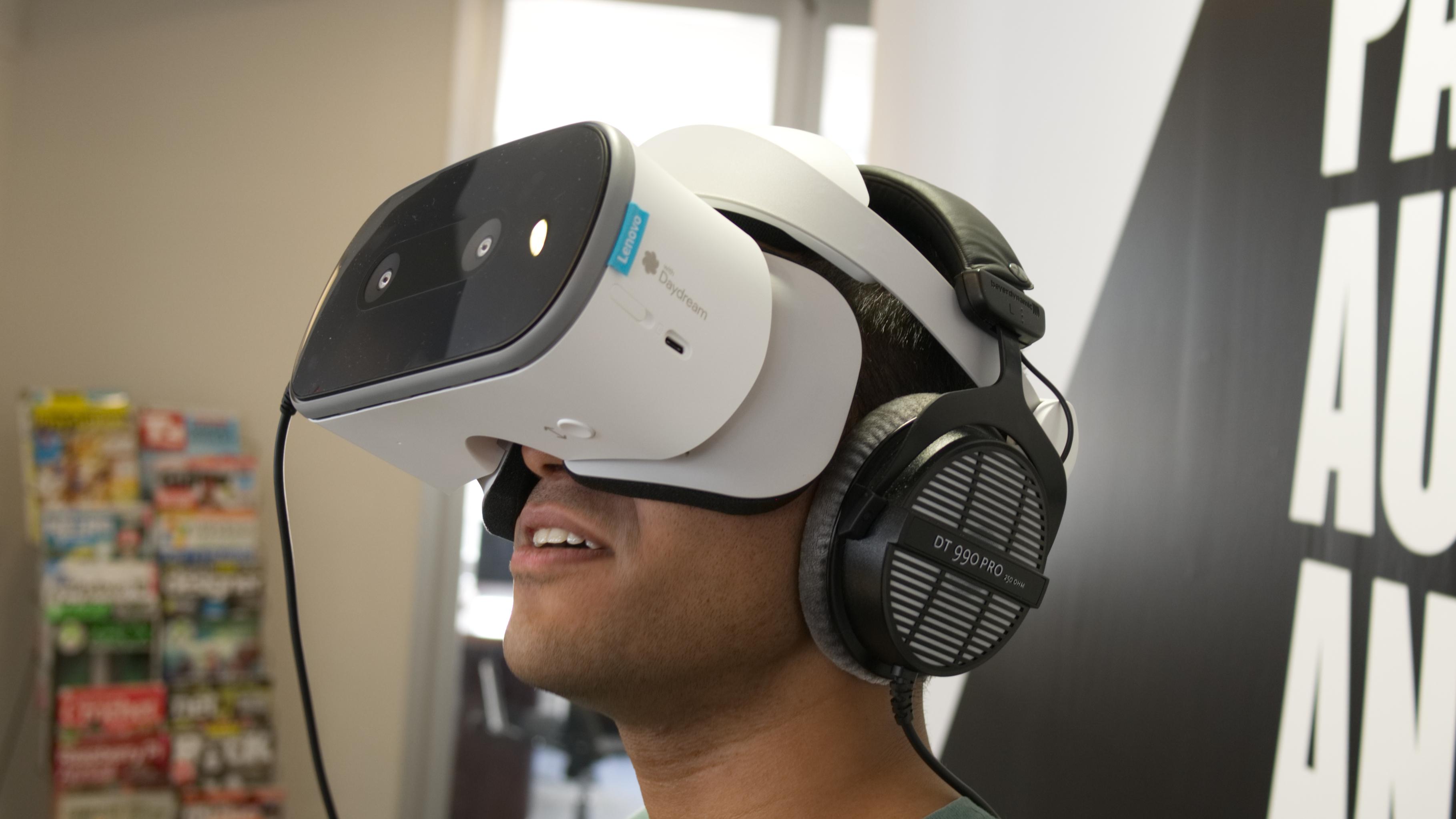 Lenovo Mirage Solo review | TechRadar