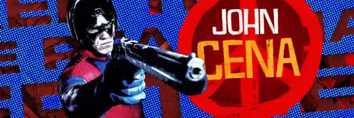 Peacemaker (John Cena) The Suicide Squad