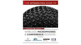 SCN - Integration Guide to Wireless Microphones & Conference Systems