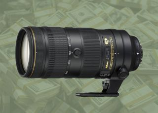 No Black Friday required! Save £640 on the Nikon 70-200mm f/2.8E FL ED VR lens!