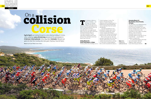 Cycle Sport June 2010 issue