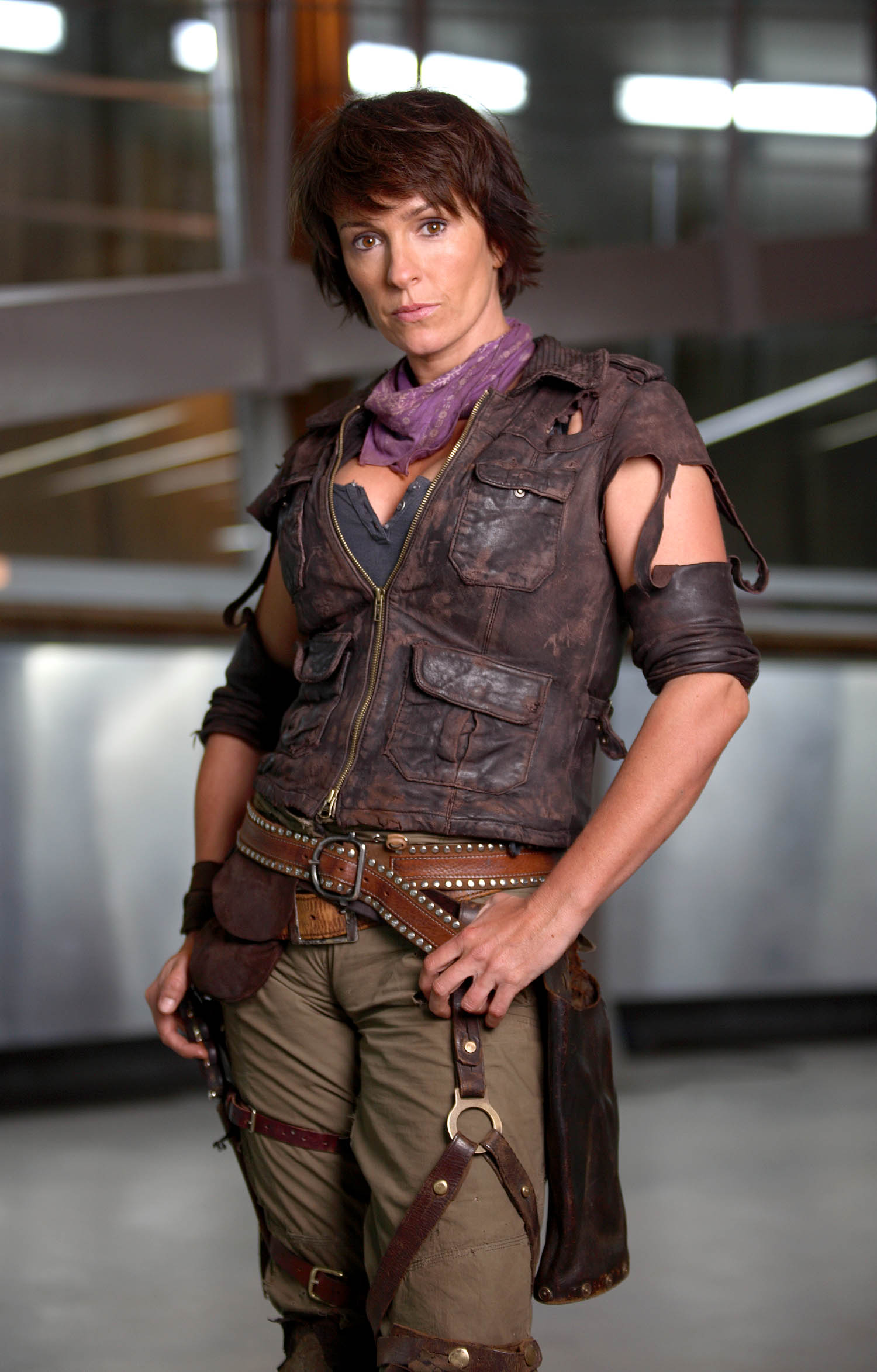 Juliet Aubrey S Ready For Action In Primeval Ii News