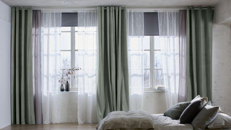 8 stylish bedroom curtain ideas | Real Homes