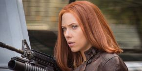 How Scarlett Johansson, Badass, Helped The Winter Soldier's Frank Grillo Pull Off A Scary Stunt