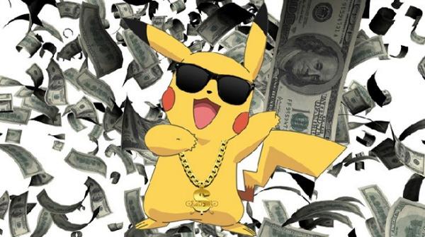 Resultado de imagen para pokemon go money