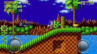 Sonic the Hedgehog - Best console games you can play on a phone or tablet