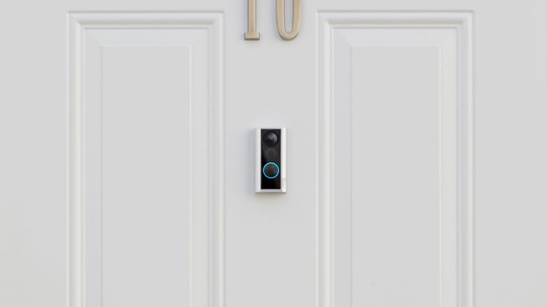 smart doorbell by ring