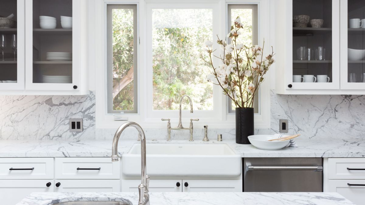 5 interior tips to steal from this pure white home in Santa Monica