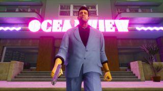 GTa Vice City in GTA Trilogy