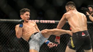 UFC Fight Night 169 live streams are co-headlined by Joseph Benavidez, back in last June, when he beat Jussier Formiga.