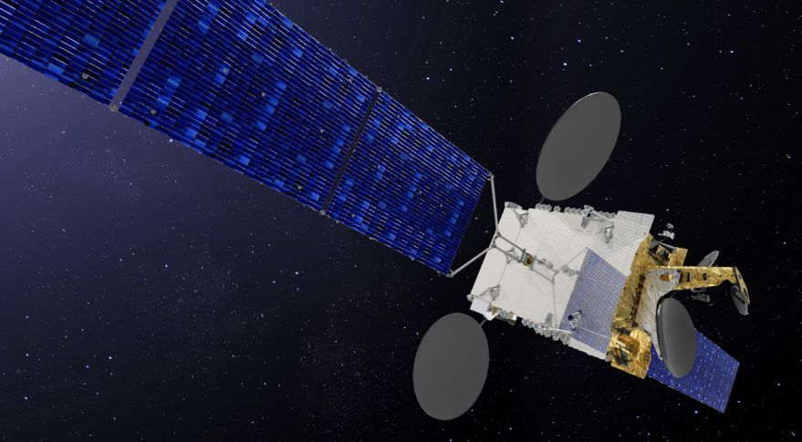 SpaceX will launch a 4-ton satellite for Egypt's Nilesat in 2022 - Space.com