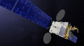 The NileSat-301 communications satellite is set to launch in 2022 with SpaceX.
