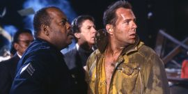 That Time Die Hard's Reginald VelJohnson Used The Bruce Willis Movie To Get Out Of A Traffic Ticket