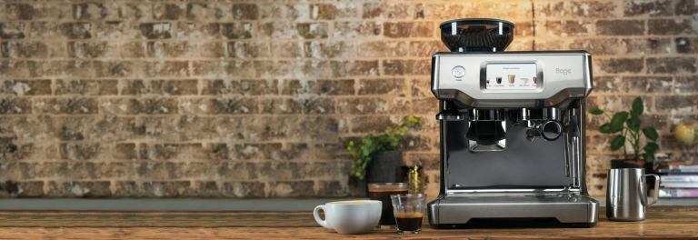 online coffee beans: Sage The Barista Touch SES880BSS