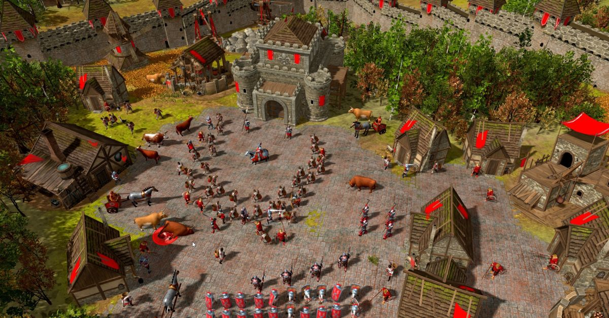 War Selection is free-to-play RTS with apocalyptic 62-player battles
