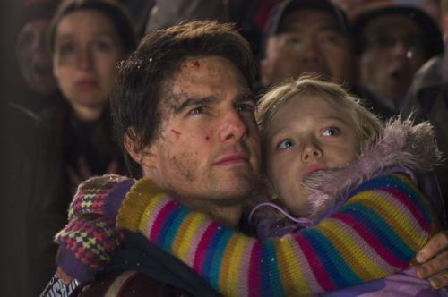 War of the Worlds, Tom Cruise, Dakota Fanning
