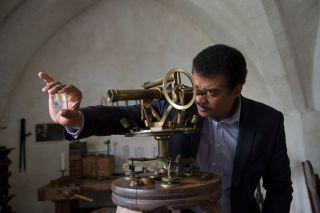 Tyson Travels to Benediktbeuern Abbey in 'Cosmos'