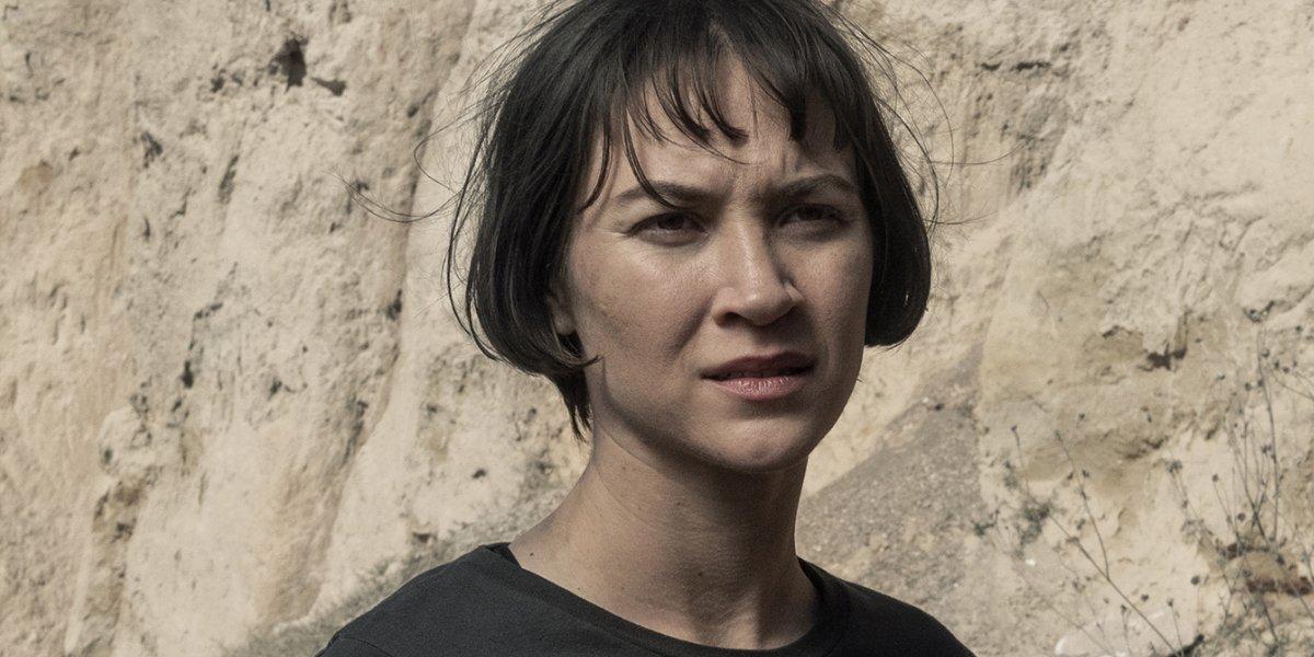 Sydney Lemmon on Fear The Walking Dead